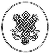 The Endless Knot is an Asian representation of Karma